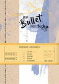 Mein Bullet Notizbuch - Watercolor blau