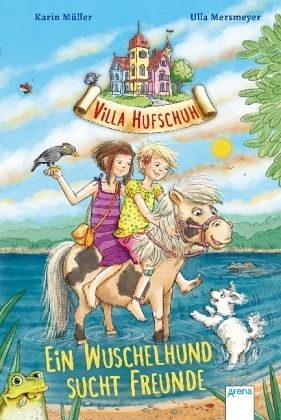 Buch-Reihe Villa Hufschuh