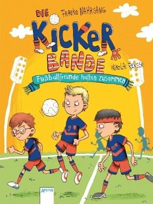 Buch-Reihe Die Kickerbande
