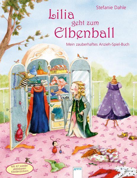 Buch-Reihe Lilia, die kleine Elbenprinzessin
