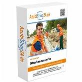 AzubiShop24.de Basis-Lernkarten Straßenbauer/-in