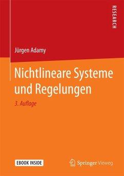 Nichtlineare Systeme und Regelungen - Adamy, Jürgen