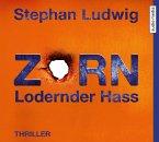 Zorn - Lodernder Hass / Hauptkommissar Claudius Zorn Bd.7 (1 Audio-CD)