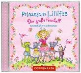 Prinzessin Lillifee - Der große Feenball. Zauberhafter Liederschatz, 1 Audio-CD