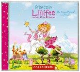 Prinzessin Lillifee und das kleine Einhorn, 1 Audio-CD