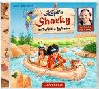 Käpt'n Sharky im Wilden Westen / Käpt'n Sharky Bd.10