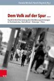 Dem Volk auf der Spur ... (eBook, PDF)