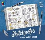 Sketchnotes einer Weltreise (eBook, ePUB)