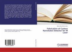 Fabrication of Carbon Nanotubes Detector for IR Laser