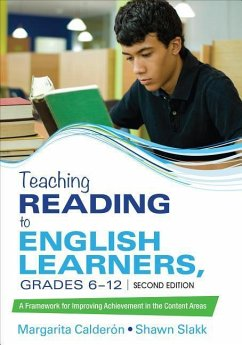 Teaching Reading to English Learners, Grades 6 ...