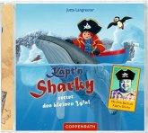 Käpt'n Sharky rettet den kleinen Wal / Käpt'n Sharky Bd.7 (1 Audio-CD)