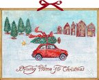 Wandkalender - Driving Home for Christmas