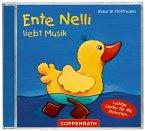 Ente Nelli liebt Musik, 1 Audio-CD