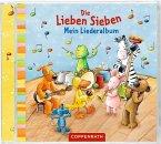 Die Lieben Sieben - Mein Liederalbum, 1 Audio-CD