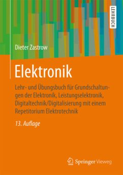 Elektronik - Zastrow, Dieter