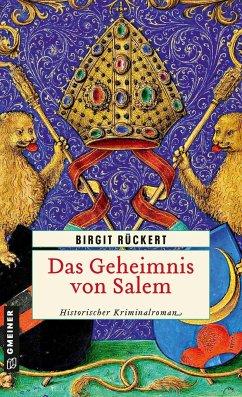 Das Geheimnis von Salem / Bruder Johannes Bd.1 - Rückert, Birgit