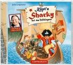 Käpt'n Sharky bei den Wikingern / Käpt'n Sharky Bd.8 (1 Audio-CD)