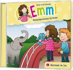 Emmi - Abenteuer im Zoo, 1 Audio-CD - Löffel-Schröder, Bärbel
