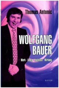 Wolfgang Bauer - Antonic, Thomas