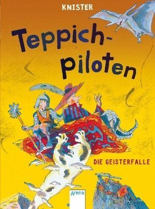 Buch-Reihe Teppichpiloten