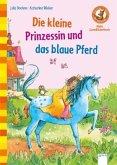 Die kleine Prinzessin und das blaue Pferd