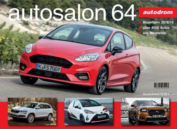 autosalon 64 - autodrom - Nickel, Wolfram; Pouwels, Jasmin