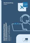Kauffrau/Kaufmann für Büromanagement