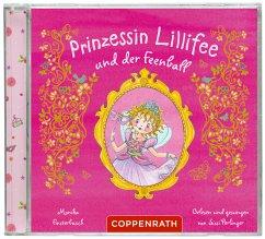 Prinzessin Lillifee und der Feenball, 1 Audio-CD - Finsterbusch, Monika