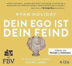 Dein Ego ist dein Feind - Holiday, Ryan;Pfeiffer, Thomas;Stoll, Cornelia