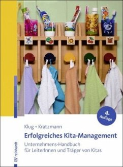 Erfolgreiches Kita-Management - Klug, Wolfgang; Kratzmann, Jens