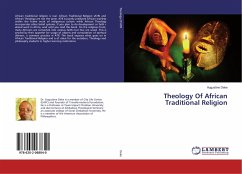 Theology Of African Traditional Religion