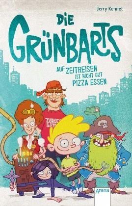 Buch-Reihe Die Grünbarts