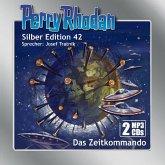 Das Zeitkommando / Perry Rhodan Silberedition Bd.42 (2 MP3-CDs)