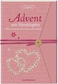 Briefbuch - Advent mit Herzklopfen