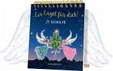 Tischkalender mit Flügeltüren - Ein Engel für dich!