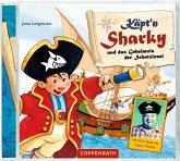 Käpt'n Sharky und das Geheimnis der Schatzinsel / Käpt'n Sharky Bd.1