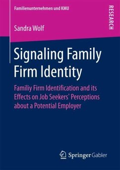 Signaling Family Firm Identity
