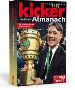 Kicker Fußball Almanach 2019