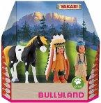 Bullyland 43309 - Spielfigurenset-Yakari in Geschenk Box, 3 teilig