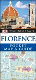 DK Eyewitness Travel Florence Pocket Map and Guide