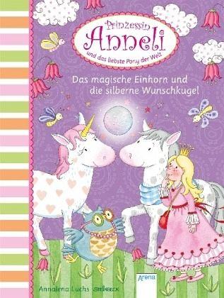 Buch-Reihe Prinzessin Anneli und das liebste Pony der Welt