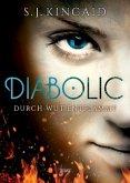 Durch Wut entflammt / Diabolic Bd.2