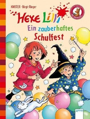 Buch-Reihe Hexe Lilli Erstleser
