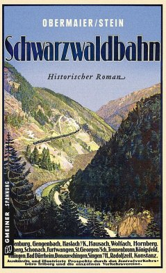 Schwarzwaldbahn - Obermaier, Ernst; Stein, Dieter