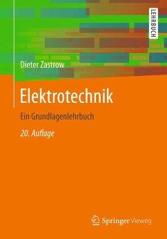 Elektrotechnik - Zastrow, Dieter