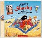 Käpt'n Sharky und der Dolch des Sultans / Käpt'n Sharky Bd.9 (1 Audio-CD)