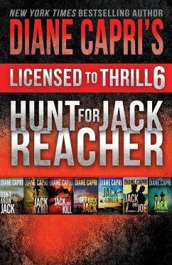 Licensed to Thrill 6: Hunt For Jack Reacher Ser...