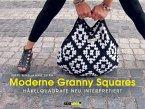 Moderne Granny Squares (Mängelexemplar)