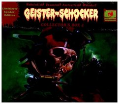 Geister-Schocker Collector´s Box, 3 Audio-CDs