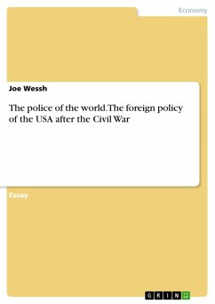 The police of the world. The foreign policy of ...